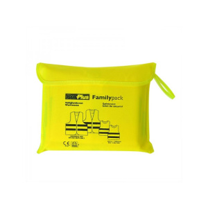 Safety vest Familypack