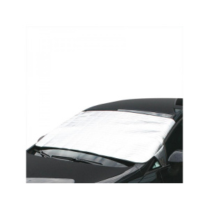 Anti frost windscreen cover / sunshade standard