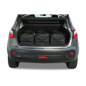 Car-Bags Set Nissan Qashqai '07-'14 (incl. facelift 2010)