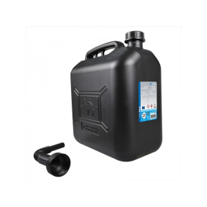 Fuel can 20L plastic UN-approved
