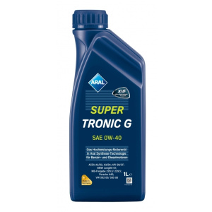 SuperTronic G SAE 0W-40