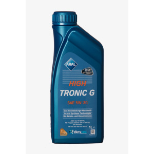 Image of Aral HighTronic G 5W-30 1 Liter Dose