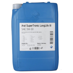 SuperTronic LF III 5W-30