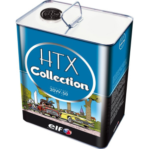 HTX Collection 20W-50 Oldtimeröl