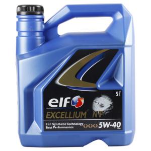EXCELLIUM NF 5W-40