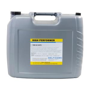 15W-40 SHPD Nutzfahrzeug Ganzjahresöl
