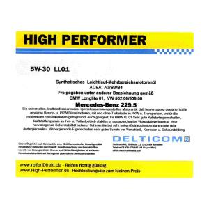 high-performer-5w-30-longlife-mercedes-bmw-60-liter-fass
