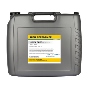 20W-50 SHPD