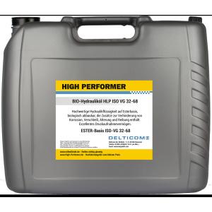 HLP ISO VG 32-68 BIO-Hydrauliköl
