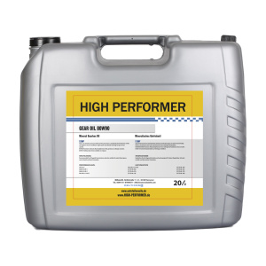 Gear Oil 80W-90 Getriebeöl