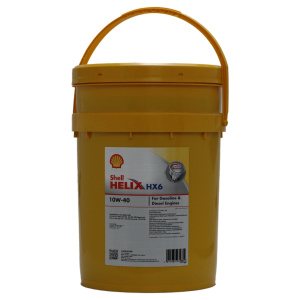shell-helix-hx6-10w-40-20-liter-bidon, 80.62 EUR @ oil-direct-eu