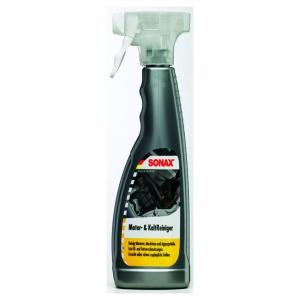 sonax-motor-og-kaltreiniger-500-milliliter-spray-flaske