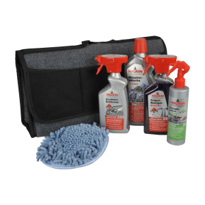 6 piece NIGRIN Car Care Set