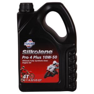 fuchs-silkolene-pro-4-plus-10w-50-4-liter-canister
