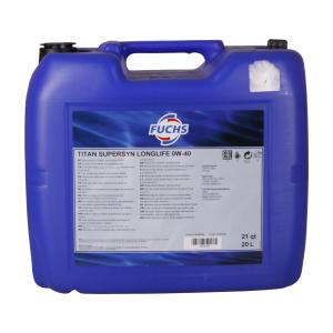 fuchs-titan-supersyn-longlife-0w-40-20-liter-canister