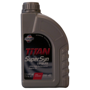 Titan Supersyn Longlife 0W-40