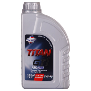 Titan GT1 Pro Gas 5W-40