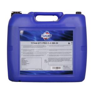 fuchs-titan-gt1-pro-c-3-5w-30-20-litre-canister, 106.95 EUR @ oil-direct-eu