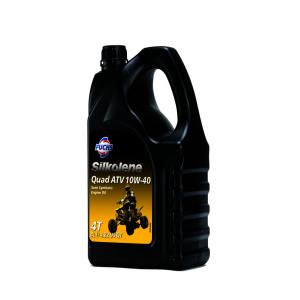 fuchs-silkolene-quad-atv-10w-40-4-liter-kan, 390.75 NOK @ oil-direct-eu