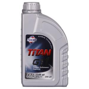 Titan GT 1 0W-20