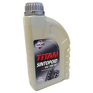 Titan SinTopoid LS 75W-140