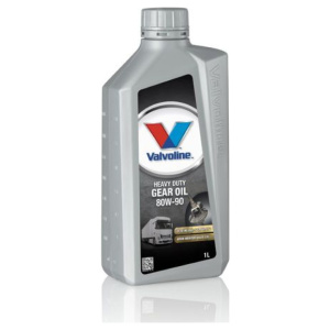 Heavy Duty Gear Oil 80W-90