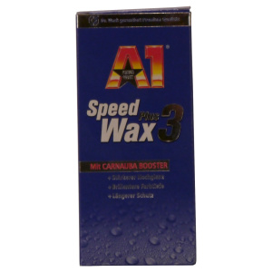 A1 Speed Wax Plus 3