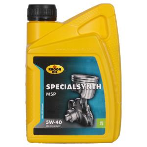 SPECIALSYNTH MSP 5W-40 Motoröl