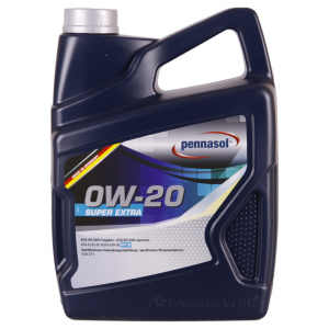 pennasol-super-extra-0w-20-5-liter-kanister, 38.30 CHF @ oil-direct-eu
