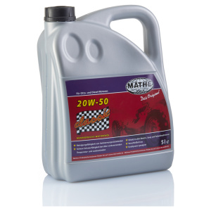 mathe-classic-20w-50-5-liter-kan, 530.27 NOK @ oil-direct-eu