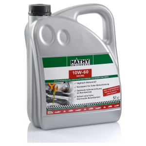 mathy-10w-60-racing-5-litro-lattina