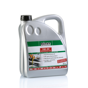 mathy-5w-40-performance-vx4-5-liter-kan, 883.49 NOK @ oil-direct-eu