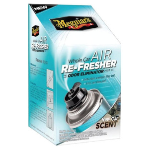 meguiar-s-air-re-fresher-mist-new-car-1-stykker-spray-kan, 126.50 NOK @ oil-direct-eu