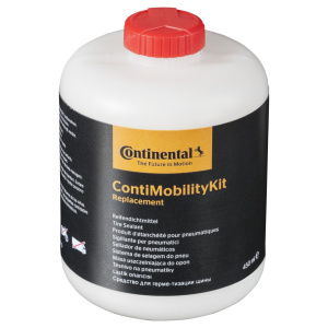 "Replacement bottle for the tire sealant kit ""ContiMobilityKit"""