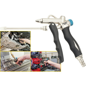 HAZET 2-way air blow gun 9040-4