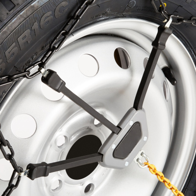 Deltigrip HD 11 - Quality Snow Chain for vans, light trucks and 4WD 1