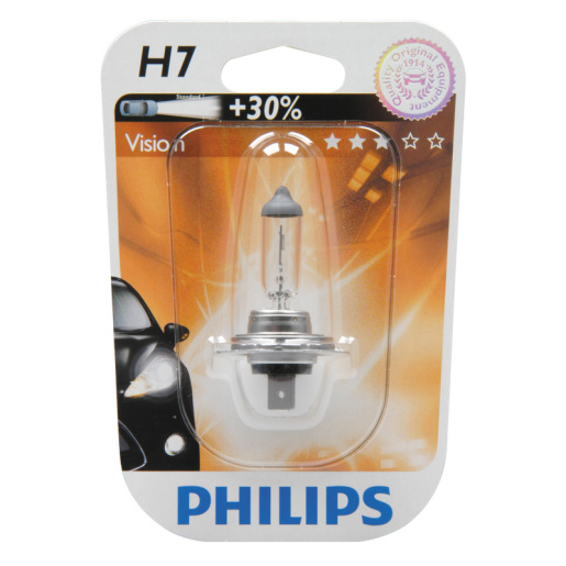 PHILIPS H7 Vision 1er Blister