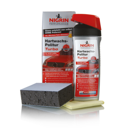 NIGRIN Turbo HartwachsPolitur 500 ml