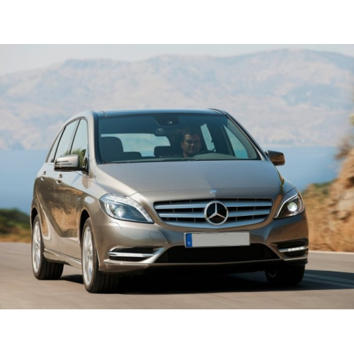 Car-Bags Reisetaschen Set Mercedes-Benz B-Class '12-