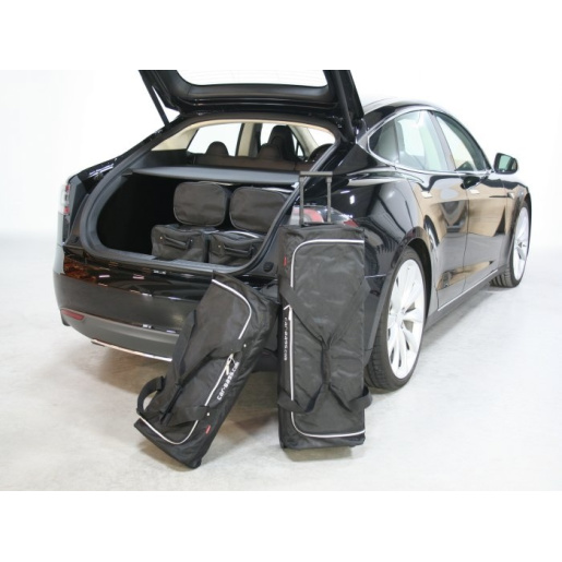 Car-Bags Reisetaschen Set Tesla Model S '12-