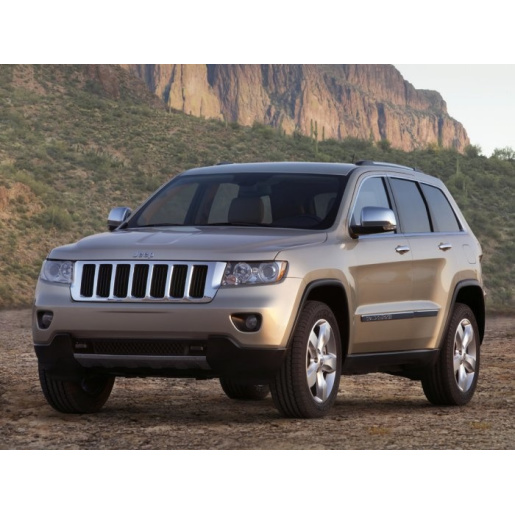 Car-Bags Reisetaschen Set Jeep Grand Cherokee '10-