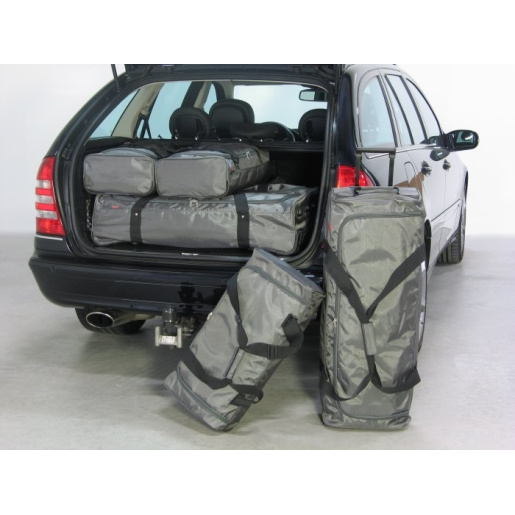 Car-Bags Reisetaschen Set Mercedes-Benz C Class estate (S203) '01-'07