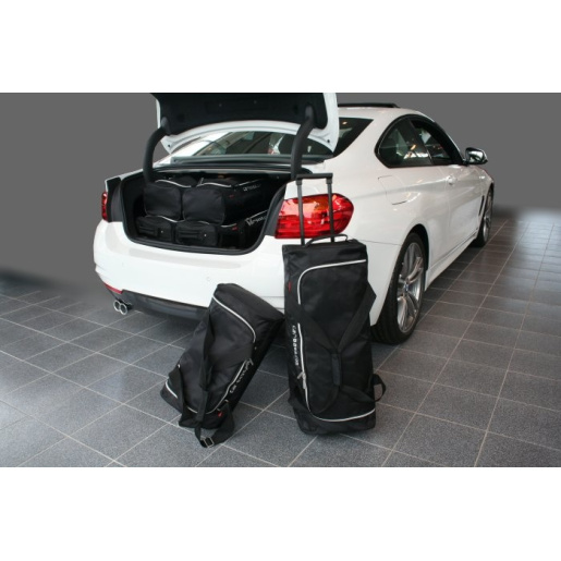 Car-Bags Reisetaschen Set BMW 4 series Coupé (F32) '13-