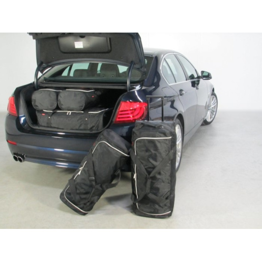Car-Bags Reisetaschen Set BMW 5 series sedan (F10) '10-