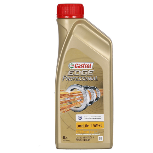 Castrol EDGE Professional Titanium FST Longlife 3 5W-30 4 Litre Canister