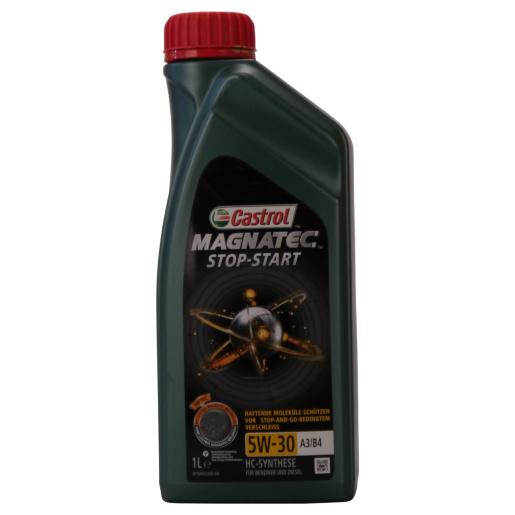 Magnatec Stop-Start 5W-30 A3/B4