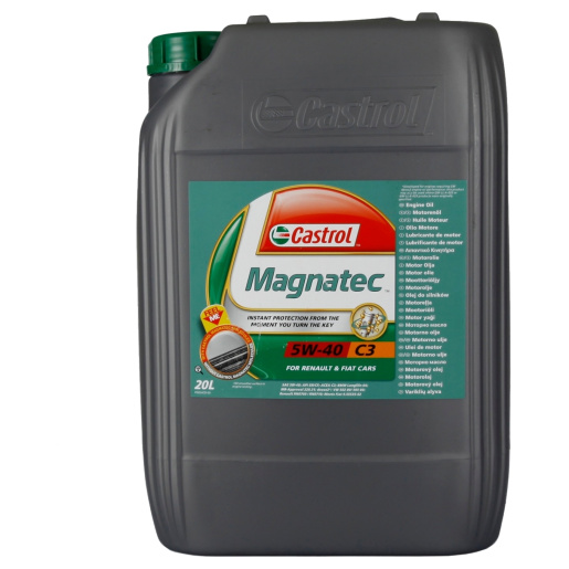 MAGNATEC 5W-40 C3