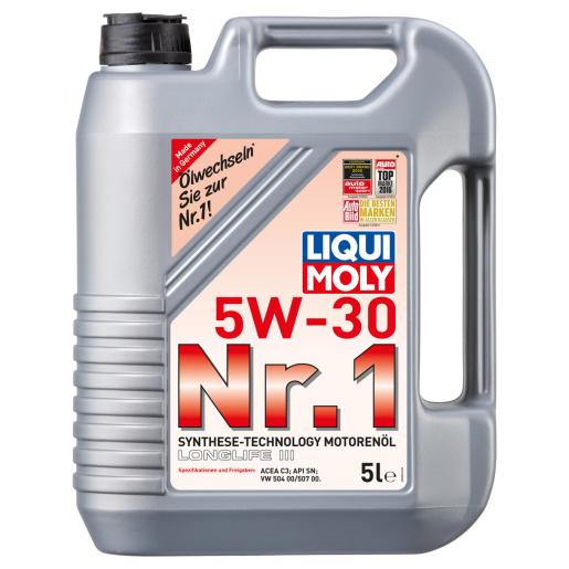 Nr.1 Motorenöl 5W-30
