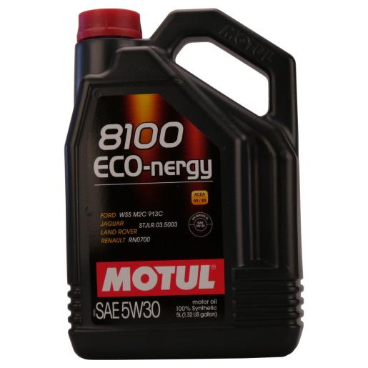 8100 Eco-nergy 5W-30