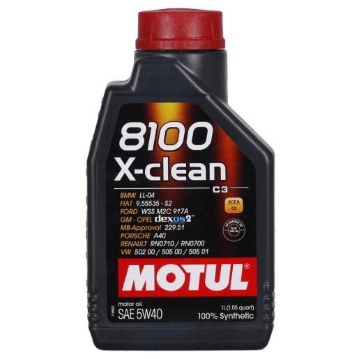 8100 X-clean 5W-40